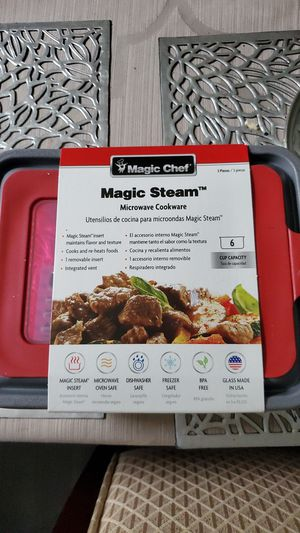 Magic chef Microwave cookware for Sale in Camp Hill, PA