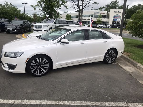 Brand New 2018 Lincoln MKZ Reserve FWD for $31,979. MSRP is $47,515.