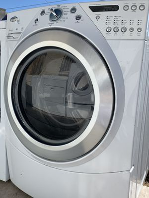 Whirlpool steam washer @delivery available for Sale in Phoenix, AZ
