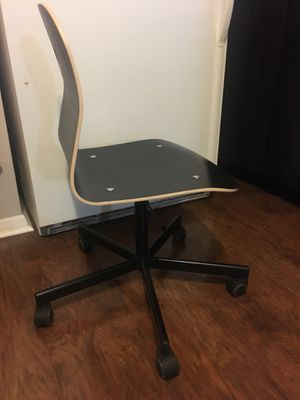 IKEA shelf+desk and office chair for Sale in Paramus, NJ