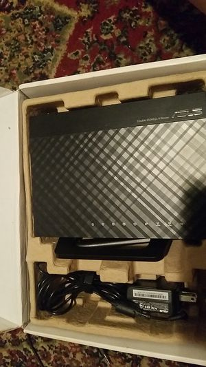 Asus router for Sale in Spring Valley, CA