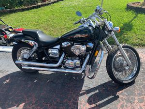 2005 Honda Shadow Motorcycle 750cc for Sale in Pompano Beach, FL
