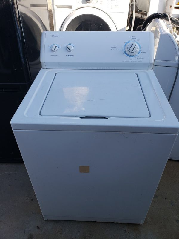 Kenmore washer working in great conditions
