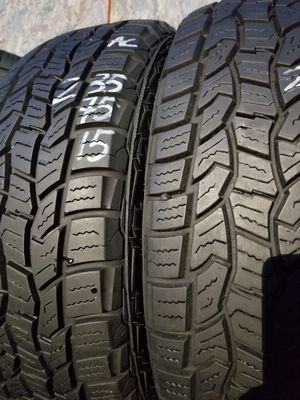 235/75-15 #2 tires for Sale in Alexandria, VA