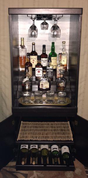 Wine Bar Liquor / Bourbon Bar for Sale in Evansville, IN