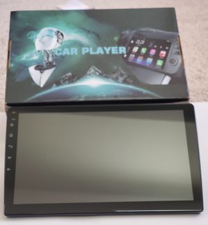 """Car player 10"""" with backup camera for Sale in Hayward, CA"""