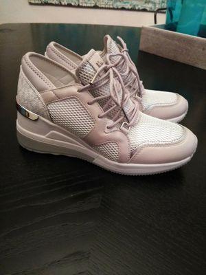 Women's Michael Kors wedge sneakers - size 6.5 for Sale in Cutler Bay, FL