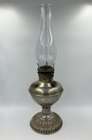 Antique kerosene lamp. for Sale in Bedford, TX