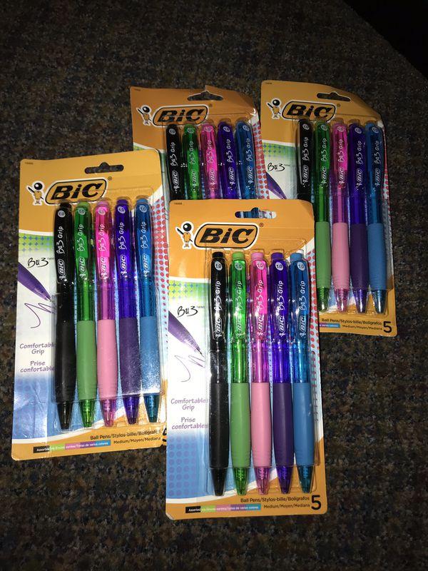 Bic pens ALL