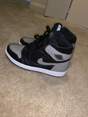 Retro Jordan 1 Shadow for Sale in Frederick, MD