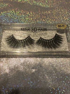 Soft & Beautiful 3D Mink Lashes for Sale in Laurel, MD