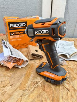 Ridgid 18-Volt OCTANE Brushless Cordless 6-Mode 1/4 in. Impact Driver (Tool Only) for Sale in Snohomish,  WA