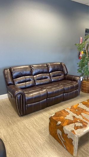 Sofa Recliner in Black or Brown for Sale in Vancouver, WA