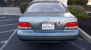 Toyota avalon runs good great car commute with for Sale in Tracy, CA
