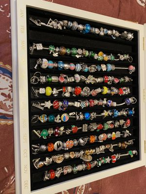 Charm bracelets by months born for Sale in Jennings, MO