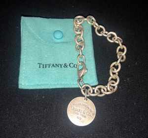 Tiffany & Co Return to Tiffany Tag Bracelet for Sale in Rancho Cucamonga, CA