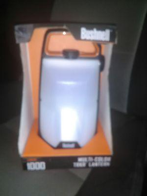 Brand new Bushnell 1000 L Lantern / flashlight for Sale in Clanton, AL