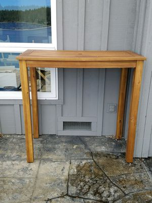 Outdoor Bar Table for Sale in Vancouver, WA