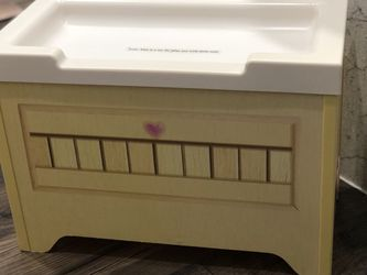 baby doll changing table for Sale in Lutz,  FL
