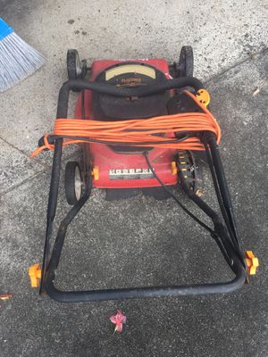 Electric mower for Sale in Kailua, HI