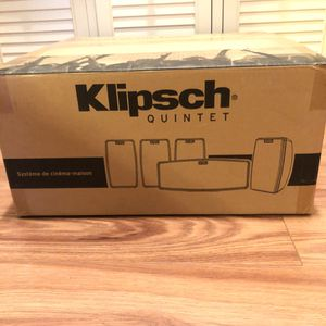 KLIPSCH QUINTET for Sale in Fresno, CA
