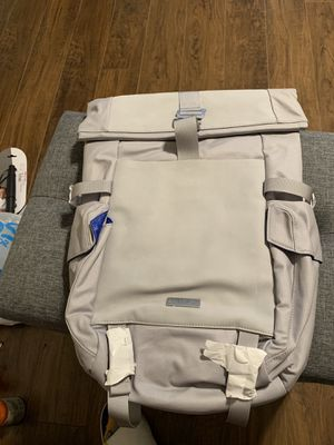 Under Armour Pro Series SC Backpack Leather Gray for Sale in Ceres, CA
