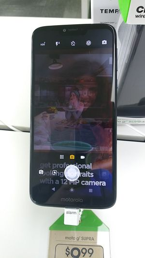 Moto g7 supra for Sale in Silsbee, TX