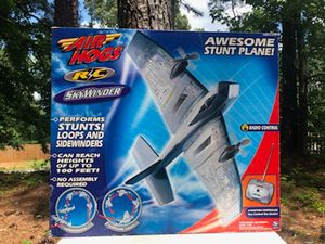 Air Hogs:Awesome Stunt Plane for Sale in Lilburn, GA