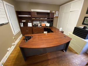 Complete Office Furniture Suite for Sale in Orlando, FL