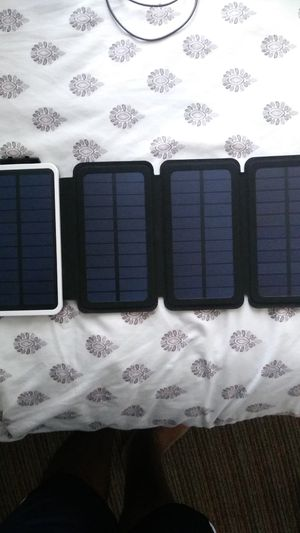 $$$Mobile Power Solar Charged Battery Pack$$$ for Sale in Tacoma, WA