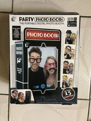 PARTY PHOTO BOOTH for Sale in Torrance, CA