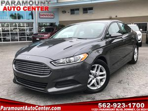 2016 Ford Fusion for Sale in Downey, CA