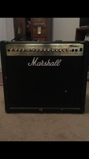 Marshall MG 100 DFX Combo Guitar Amplifier for Sale in Austin, TX