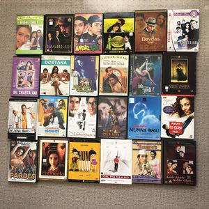 Indian Hindi Bollywood Movies -DVDs for Sale in Irvine, CA