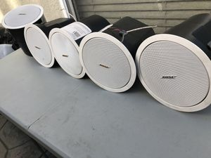 Bose ceiling speakers (5pcs) for Sale in Chula Vista, CA