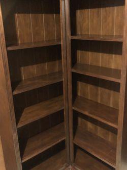 Tuscan Corner Bookshelf for Sale in Bothell,  WA