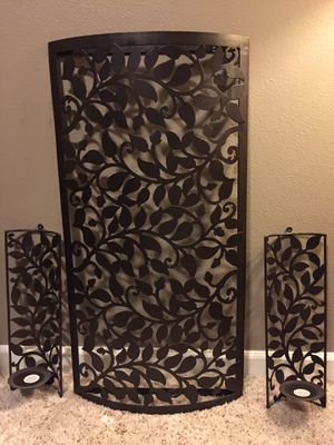 Wall decor-metal for Sale in Tacoma, WA