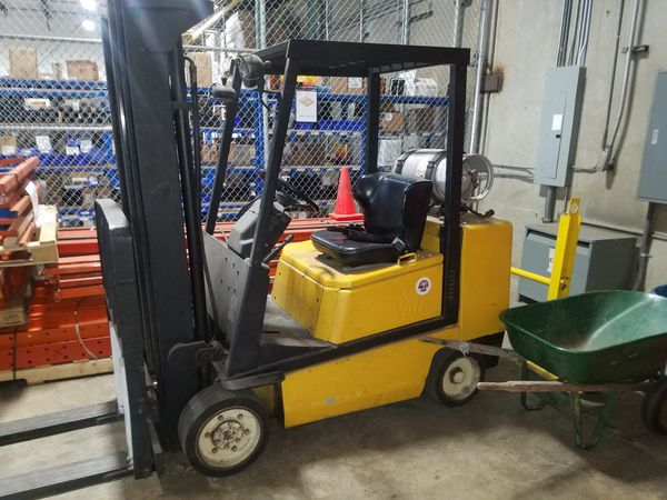 PARTS for virtually ANY FORKLIFT