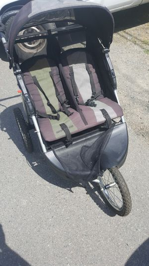 Double jogger/stroller for Sale in Seattle, WA