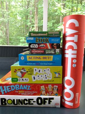 ages 7+, 8+ Fantastic Fun Game Bundle for Sale in Rockville, MD