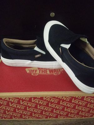Van's Slip On's Men's Size 12 New! for Sale in Costa Mesa, CA
