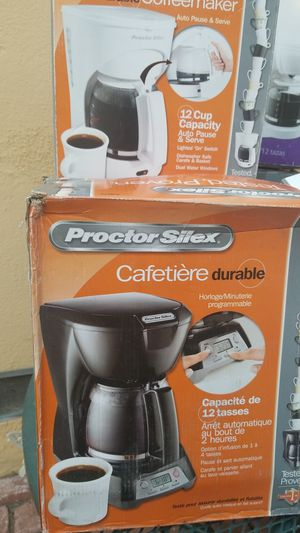 New coffee maker for Sale in Los Angeles, CA