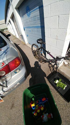 Specialized mountain bike 26 inch full size full suspension good tires model rock hopper $149 final price thanks for Sale in Salt Lake City, UT