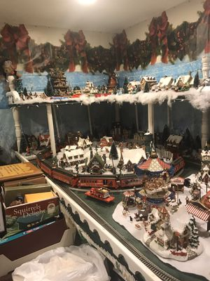 Train village for Sale in Silver Spring, MD