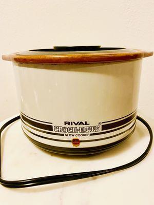 Vintage Mid-Century Modern Crock Pot for Sale in Tucson, AZ