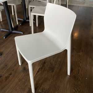 Kristalia LP Chair By LucidiPevere 2016, white for Sale in Bellevue, WA