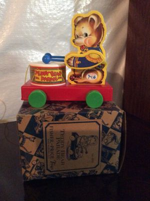 Fisher price pull toy for Sale in Niagara Falls, NY