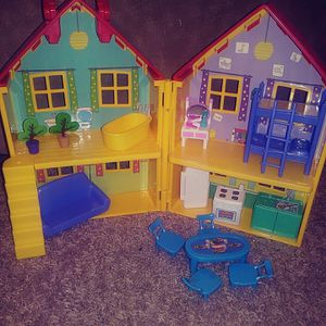 Peppa Pig Playset for Sale in Davenport, FL