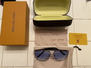 "Brand New (Real/Authentic) Louis Vuitton Sunglasses ""Unisex"" for Sale in Fresno, CA"
