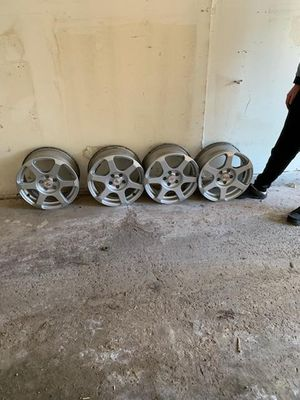 "1000 Miglia Alloy rims. 16""×7"", 3.5"" bolt pattern for Sale in Spencerport, NY"